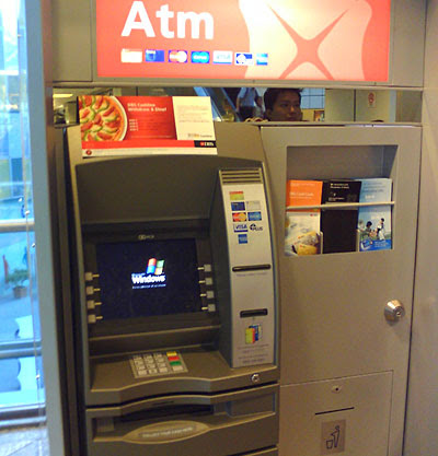 Why ATMs break down