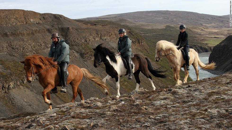 Great Horse Treks Of The World