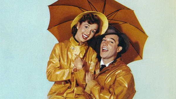 Debbie Reynolds and Donald O'Connor - Singin' in the Rain