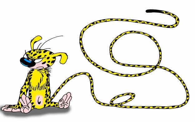 1010+ Gambar Kartun Binatang Berwarna Terbaik