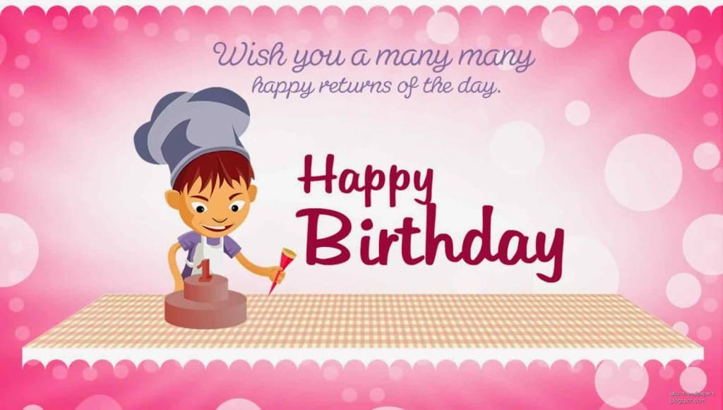 New Hd Birthday Wishes Images Happy Birthday To You Happy