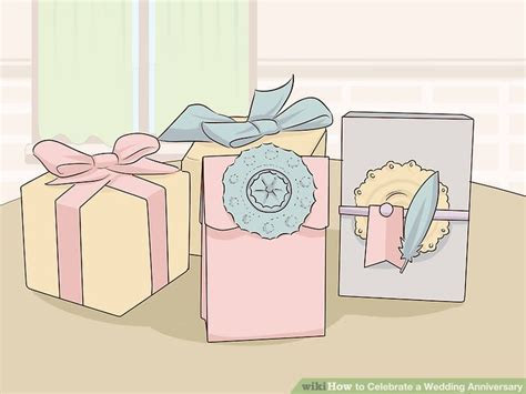 4 Ways to Celebrate a Wedding Anniversary   wikiHow