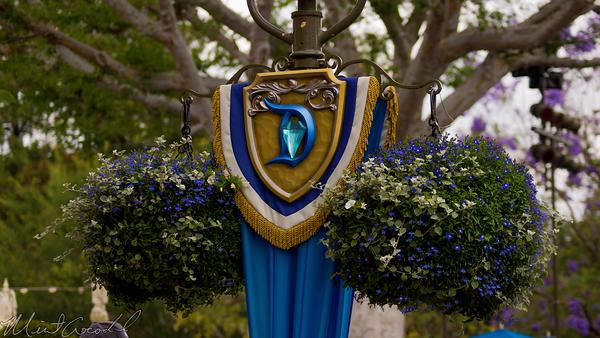 Disneyland Resort, Disneyland60, 60, Anniversary, 24, Hour, Party, Celebration, Kick, Off, Disneyland, Main Street U.S.A., Pot, Planet, Basket
