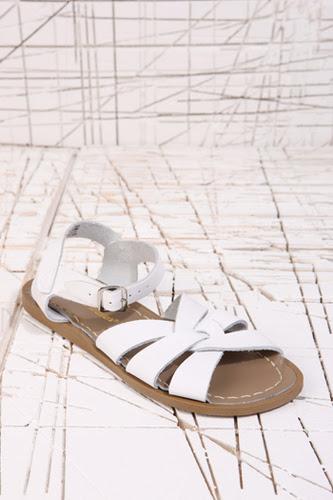 Saltwater sandals, $35