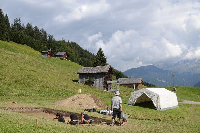 Bronze Age Mining Nos Alpes Já aconteceu 3500 anos atrás - Novo estudo