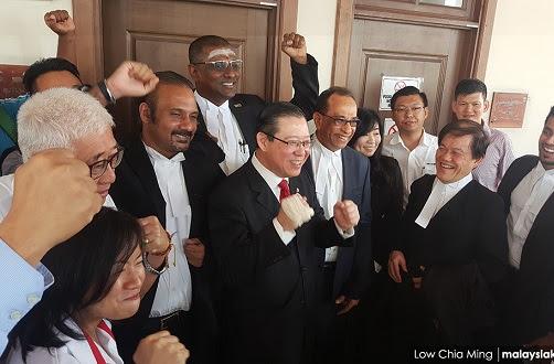 Lim tak dapat rasuah tapi yang offer orang Melayu?
