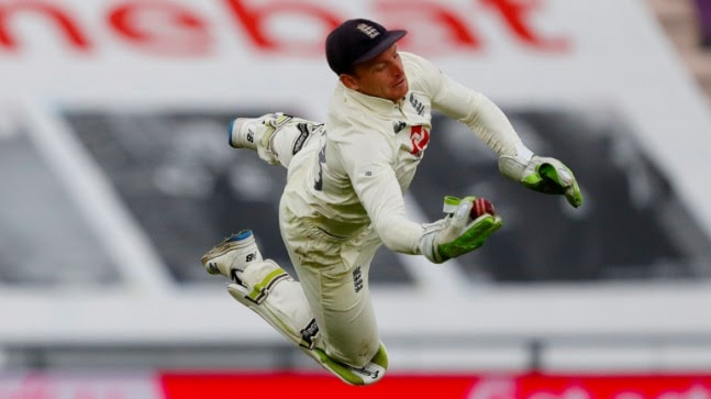 India vs England: Wicketkeeping in spinning conditions is a lot of fun, says Jos Buttler https://ift.tt/3pFQmU4