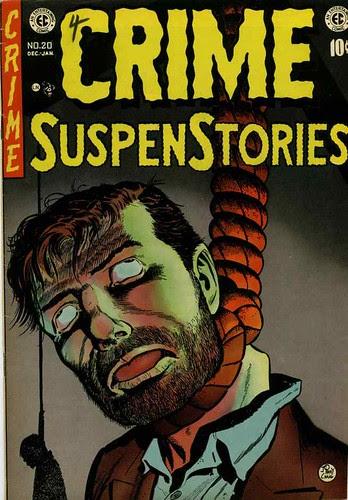 crime suspenstories 20