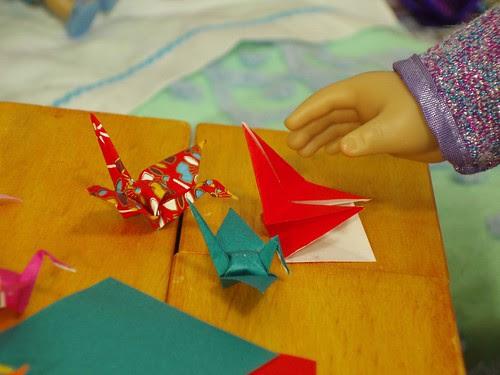 Folding Cranes