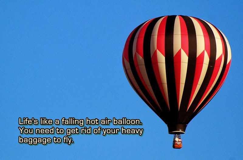 Inspirational Quotes About Hot Air Balloons