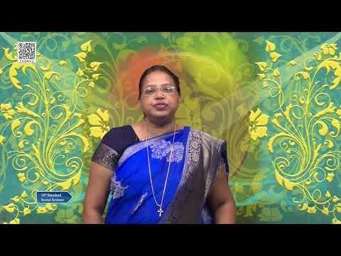 10 Social Science Geography Indian Agriculture Unit 3 Part 1 English Medium  Kalvi TV