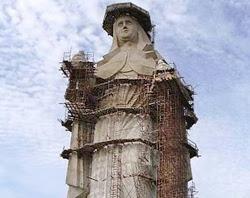 Statue of St. Rita of Cascia