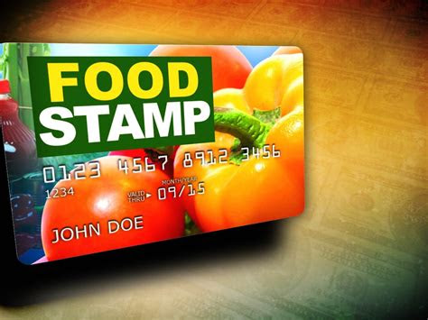 food stamps office food