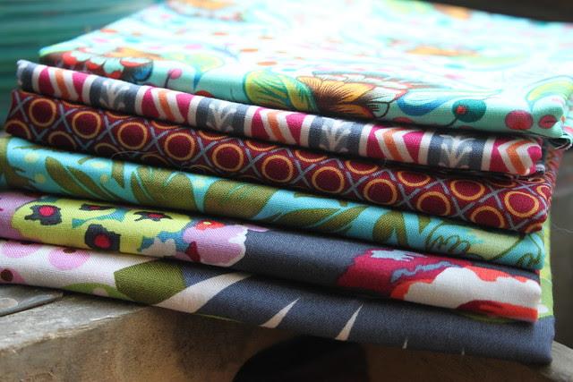 Loulouthi Stash -- Moona Fabrics