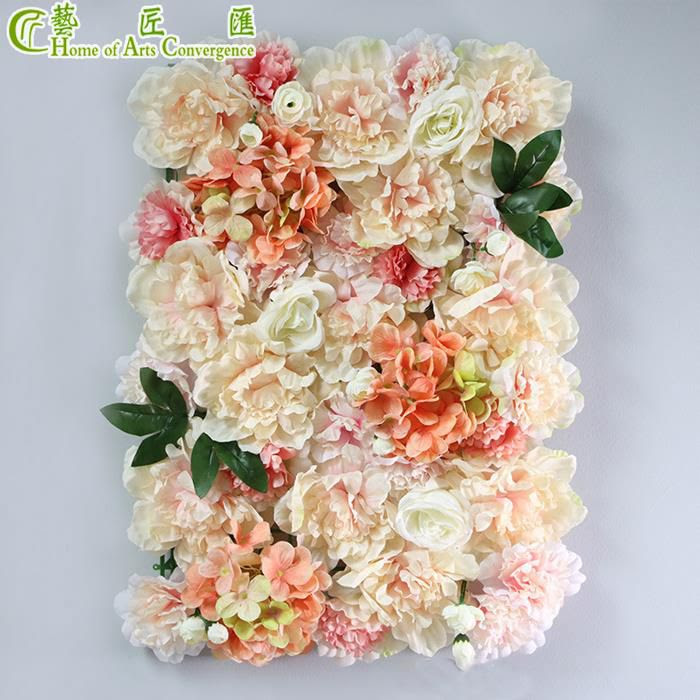 China Blue Silk Flower Wall Panels Wedding Backdrop Suppliers Manufacturers Factory Customized Blue Silk Flower Wall Panels Wedding Backdrop Wholesale Home Of Arts Convergence
