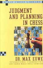 Euwe Judgment And Planning In Chess
