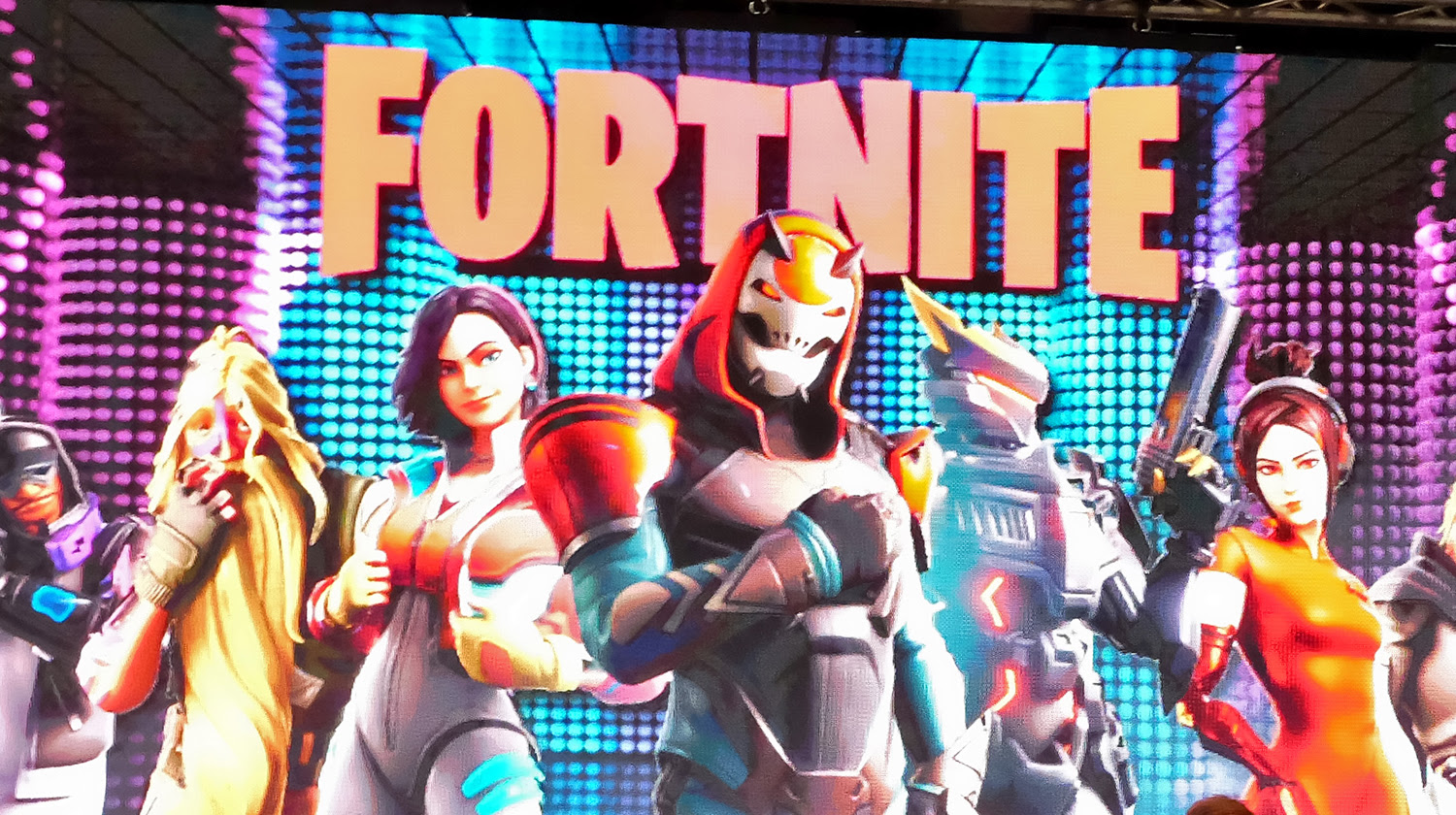 Fortnite Game Is Down After Blackhole Event Occurs ...