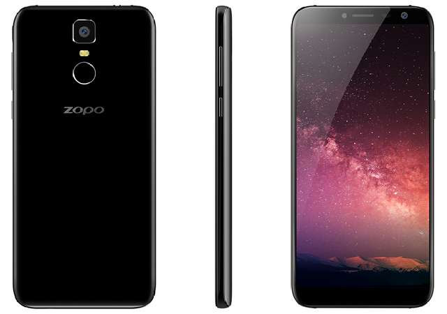 ZOPO Flash X1, Flash X2, P5000 and Z5000 Nougat Smartphones Launched