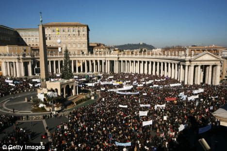 The Vatican has bid to create domains ending in .catholic, but the Saudi government is opposing it