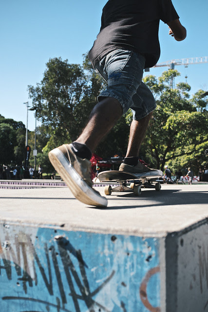 Skate Competition 6