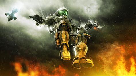 Wallpaper Halo 3: ODST, 4K, 8K, Games, #8223