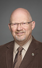 Photo - Randall Garrison - Click to open the Member of Parliament profile