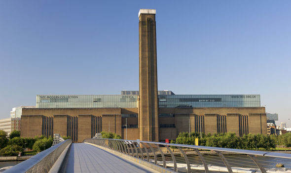London's Tate Modern art gallery evacuated over fire alert ...