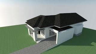 modelfuzziblog: rumah model limasan