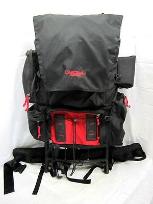 Camp Trails Backpack Camp Trails Mckinley 7 Pocket Pouch