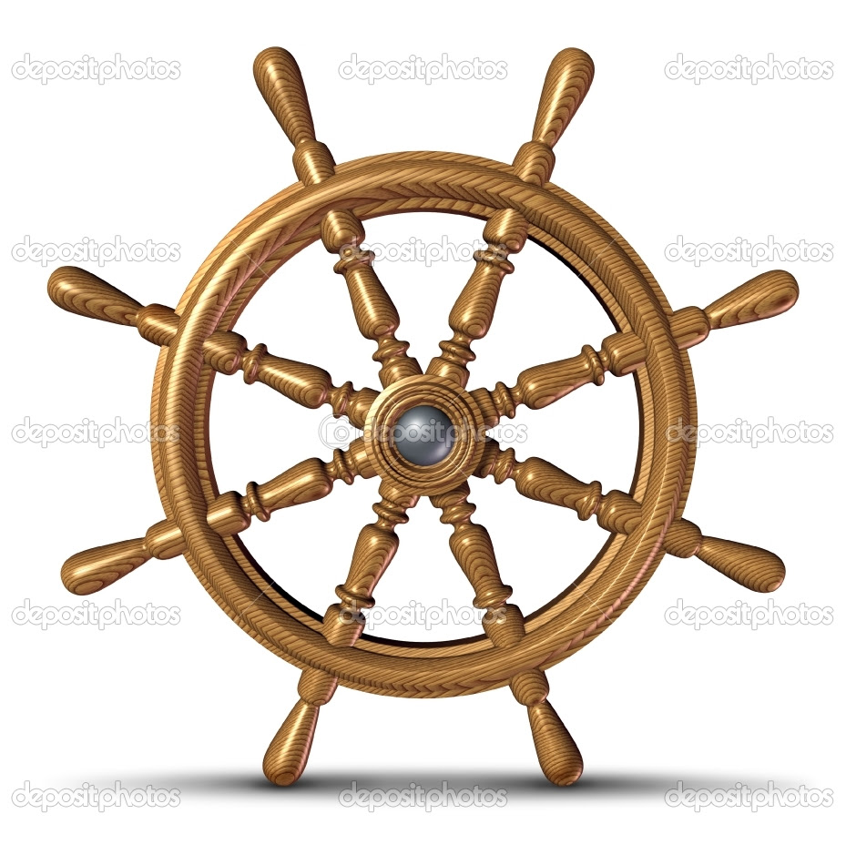 Ship Steering Wheel | How To Building Amazing DIY Boat - Boat -