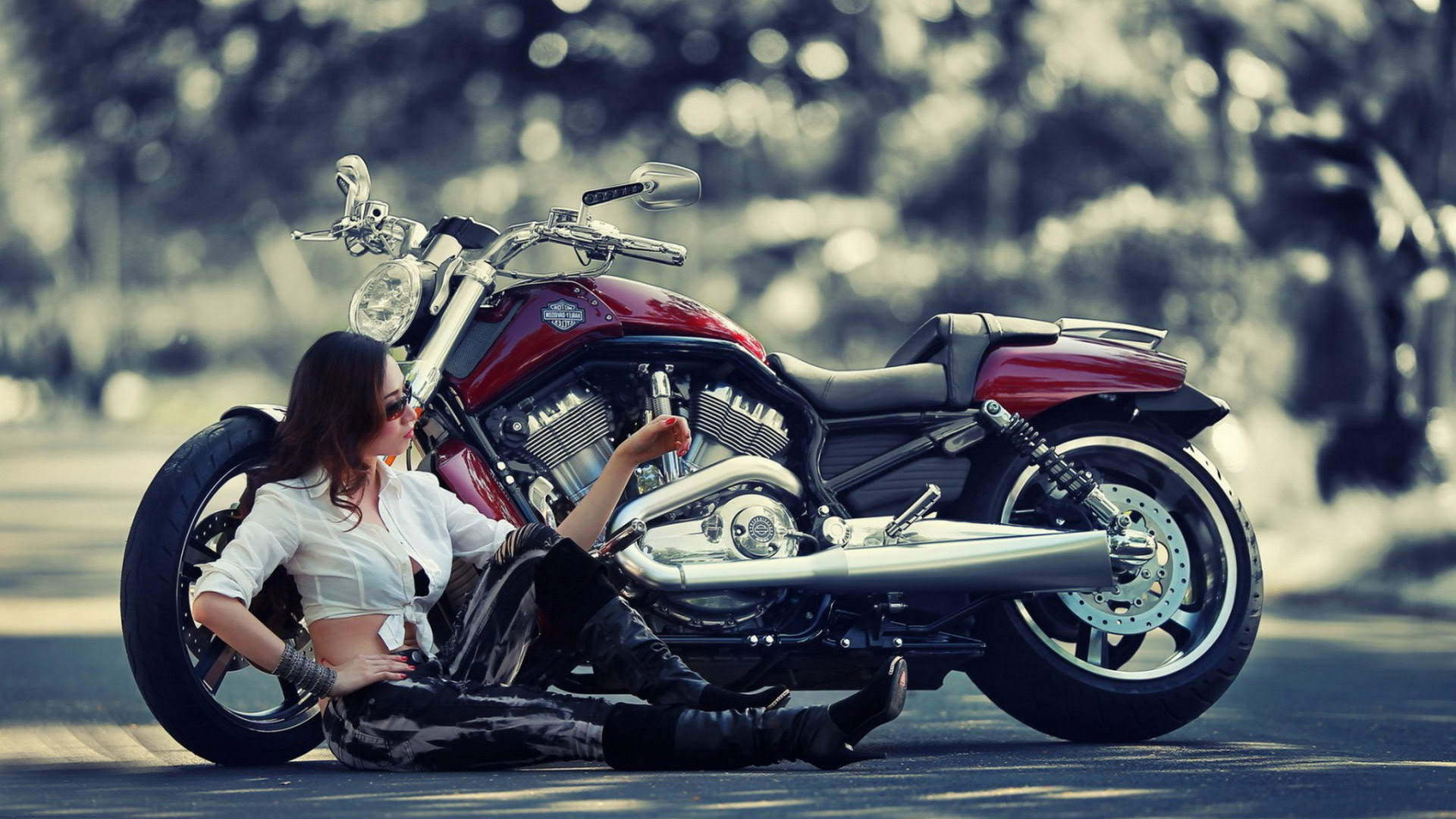 Harley Wallpapers 79 Images