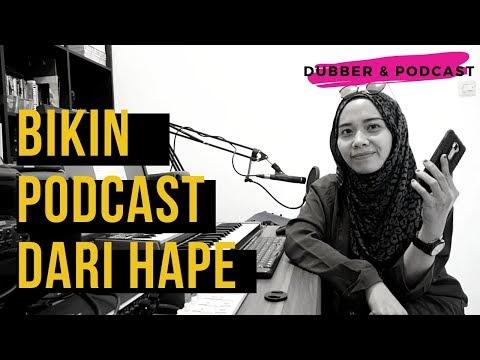 Studio Rekaman Podcast Solo Indonesia - Hosted by Sara Neyrhiza