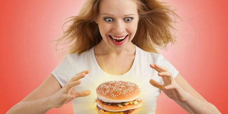 Tips makan malam tanpa takut gemuk !
