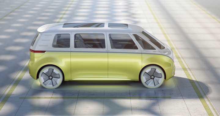 Volkswagen revivirá la Kombi, pero será eléctrica, autónoma y con tracción 4x4
