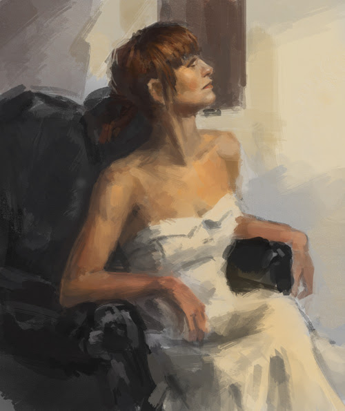 portrait, draw, e-learning, painting, life drawing, tutorial, howto