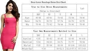 indian size chart le