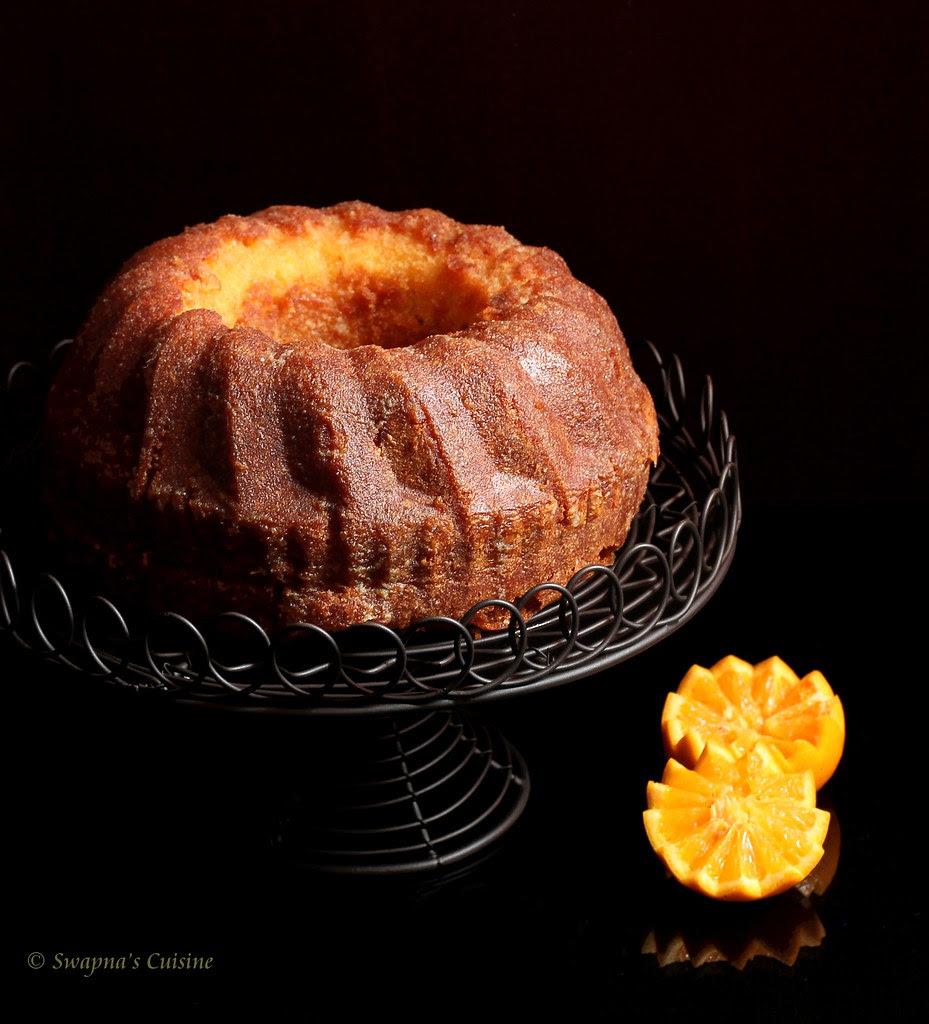 Orange and Rum Cake