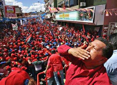 Feliz junto a su pueblo, así lo recordaremos. Foto: AFP
