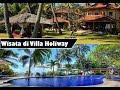 Wisata Ke Villa Holiway Garden resort Spa,TejaKula