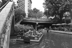 San Antonio - River Walk boats