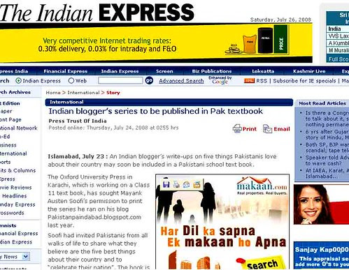 Pakistan Paindabad in News