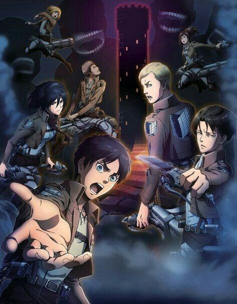 Attack On Titan Anime Us Release Date