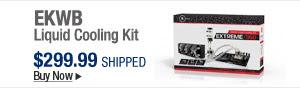 Newegg Flash - EKWB Liquid Cooling Kit