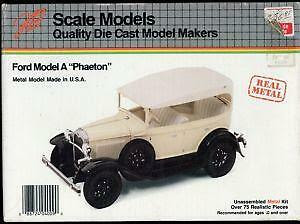 Diecast Model Car Kits  eBay