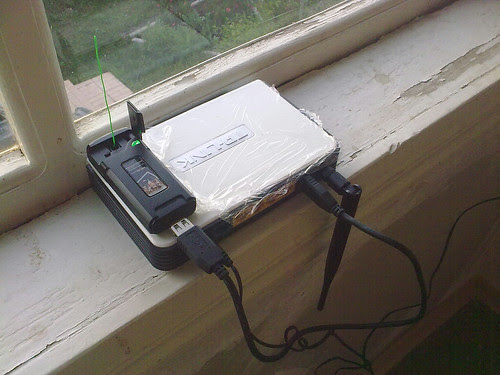 Make A Project Diy Outdoor All Weather 3g Wi Fi Router