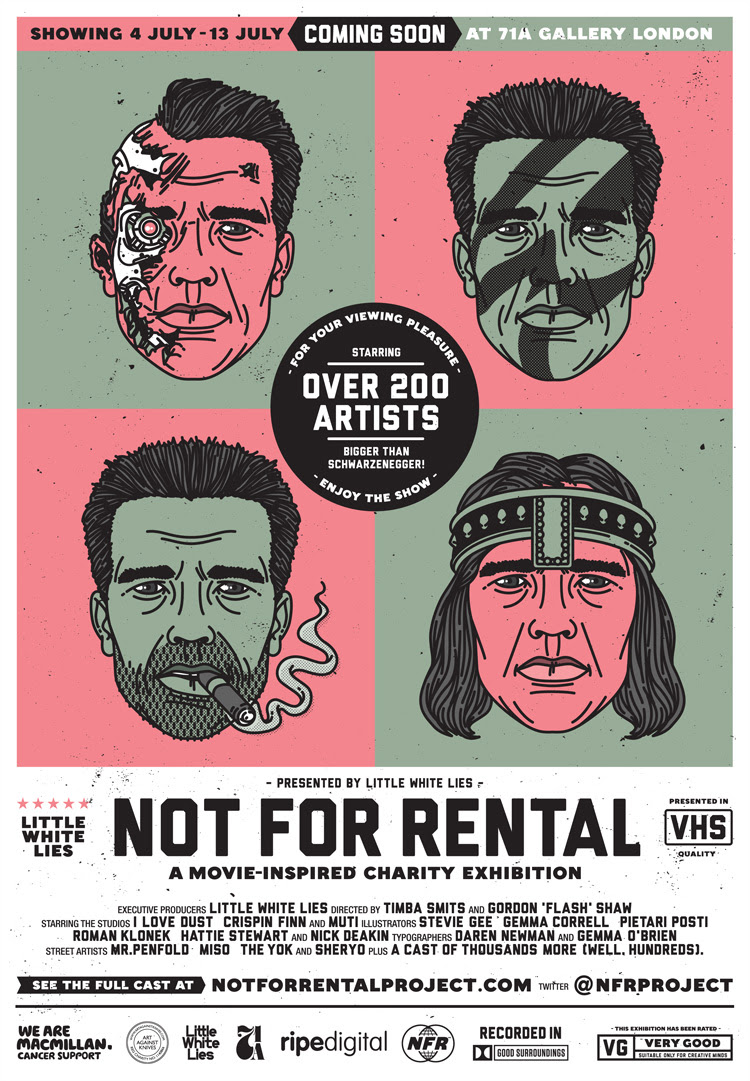 NOT FOR RENTAL