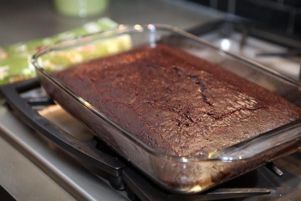 moist & rich chocolate cake