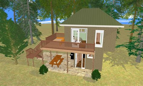 cool tree house plans tree house floor plans  sq ft
