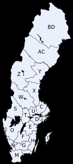 Ruotsin Läänit