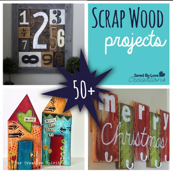 Easy Diy Scrap Wood Projects Win Blender